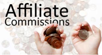 affiliate commission